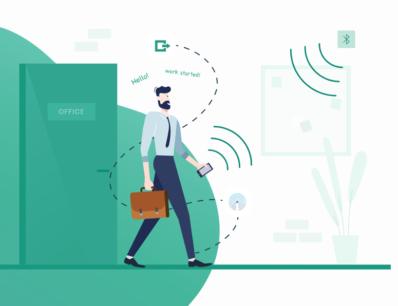 Smart Attendance – Industry 4.0